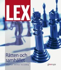 LEX Rätten och samhället Fakta- och övningar Gy11
