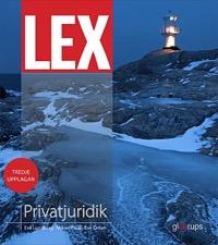 LEX Privatjuridik Fakta och övningar uppl 3