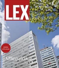 Lex Affärsjuridik Fakta och övningar Uppl 2