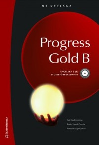 Progress Gold B Elevbok inkl webbdel + Vocabulary trainer uppl 2