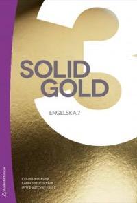 Solid Gold 3 Engelska 7 elevpaket Bok + digital produkt