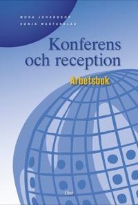 Konferens och reception Arbetsbok uppl 2