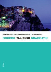 Modern italiensk grammatik