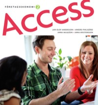 Access Företagsekonomi 2 Faktabok