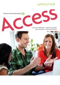Access Företagsekonomi 2 Uppgiftsbok
