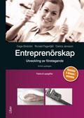 Entreprenörskap - utveckling av företagande Fakta o Uppgifter