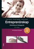Entreprenörskap utveckling av företagande Kommentarer & Lösningar