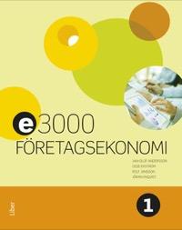 E3000 Företagsekonomi 1 Faktabok