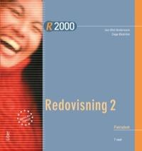 R2000 Redovisning 2 Faktabok Uppl 7
