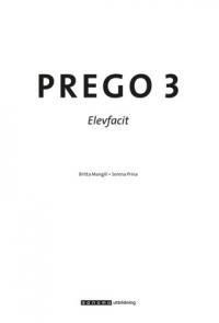 Prego 3 Facit