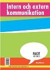 Intern och extern kommunikation Facit