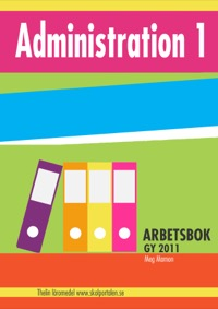 Administration 1 - Arbetsbok
