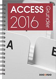 Access 2016 Grunder