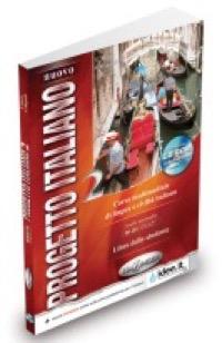 Nuovo Progetto italiano 2 Libro dello studente + CD-Rom