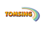 Logga - utställare TOMSING HB